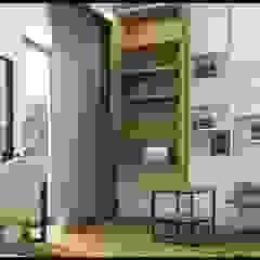 GACKOWSKA DESIGN Dormitorios de estilo moderno