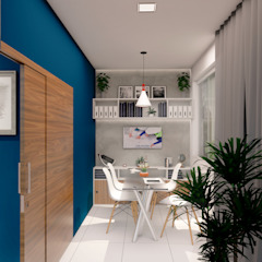 توسط KM Arquitetura Cearense مدرن