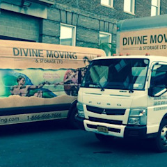 من Divine Moving and Storage NYC كلاسيكي