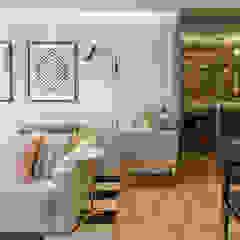 Modern Dining Room by Juliana Agner Arquitetura e Interiores Modern