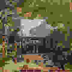 Egzotyczna siłownia od Obed Clemente Arquitectura Egzotyczny Kamień
