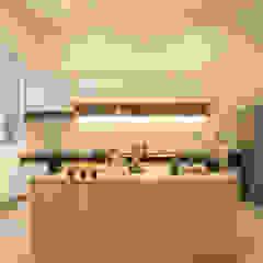 Interior Tomang House Oleh PT Membangun Harapan Sukses Modern Kayu Buatan Transparent