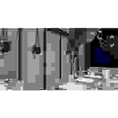 Bibliotheek & koffiebar wetenschappelijke instituut Moderne gastronomie van Dil Modern