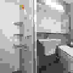 신정동 제이월드빌 41py 모던스타일 욕실 by 곤디자인 (GON Design) 모던