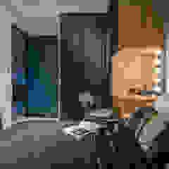 인더스트리얼 스타일 호텔 by 你你空間設計 인더스트리얼