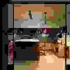 용인 수지구 U 아파트| Residence 모던스타일 서재 / 사무실 by 므나 디자인 스튜디오 모던