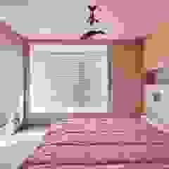 일산 마두동 강촌마을 아파트  Residence 미니멀리스트 아이방 by 므나 디자인 스튜디오 미니멀