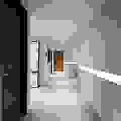 기흥구 D 아파트| Residence 모던스타일 벽지 & 바닥 by 므나 디자인 스튜디오 모던