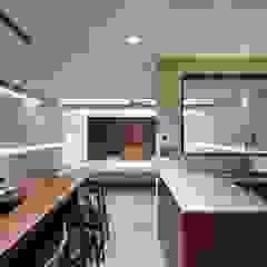 기흥구 D 아파트| Residence 모던스타일 주방 by 므나 디자인 스튜디오 모던
