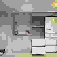 全室案例-台北市內湖區 根據 ISQ 質の木系統家具 簡約風