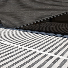 J_oblique 제이오블리크_평택시 고덕지구 FD11-4-9 상가주택 by AAG architecten 모던 화강암