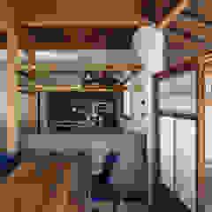 透き間の家 の 山本嘉寛建築設計事務所 YYAA モダン コンクリート