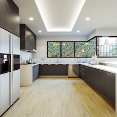 by Urbyarch Arquitectura / Diseño Rustic