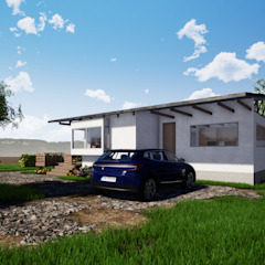 by CR.3D Modeling & Rendering Country Bricks