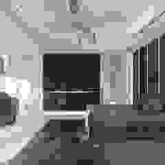 Dormitorios infantiles de Студия дизайна интерьера Руслана и Марии Грин Ecléctico