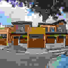 van MG Architecture Design Studio Mediterraan Beton