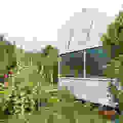 por AMUNT Architekten in Stuttgart und Aachen Industrial