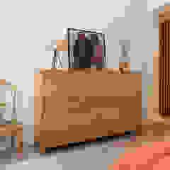 Apartamento na Estefânia Quartos escandinavos por MUDA Home Design Escandinavo
