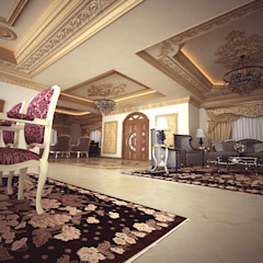 Mohannd design studio Paisajismo de interiores