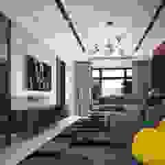 Mohannd design studio Paesaggio d'interni