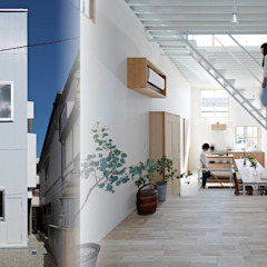 by Alex Architectural & Design Minimalist Aluminium/Zinc