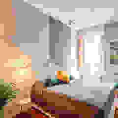 FONDERIA Camera da letto moderna di MOB ARCHITECTS Moderno