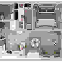 Квартира, площадью 45 мкв от Инна Азорская Классический