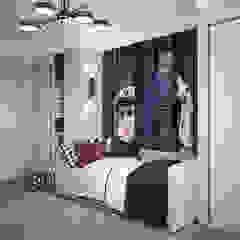 Dormitorios infantiles coloniales de Инна Азорская Colonial