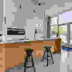Keuken van NFinterieur Modern Hout Hout