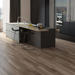 Modern Kitchen by Interceramic MX Modern Ceramic