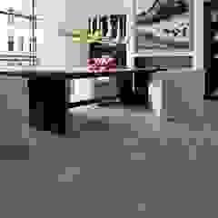 Rustic style dining room by Interceramic MX Rustic Ceramic