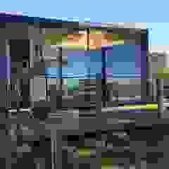 Espaço de Promoção - Quinta das Pereirinhas Espaços comerciais modernos por Volo Vinis Moderno