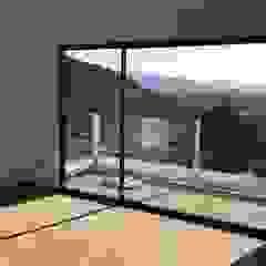 Śródziemnomorskie okna i drzwi od Casas Metal Śródziemnomorski Aluminium/Cynk