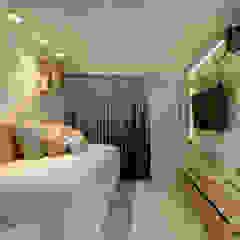 Apartamento M/A por Lucila Mendonça Moderno