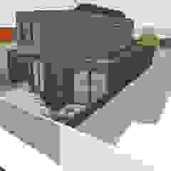 Moradia Estamparia de Lavadores por Diogo Assunção Arquitecto Moderno