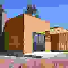 من Casas Metal بحر أبيض متوسط ألواح خشب مضغوط