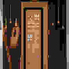 od Vidya Anand Design & Decor Nowoczesny Drewno O efekcie drewna