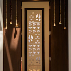 توسط Vidya Anand Design & Decor مدرن چوب Wood effect