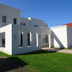 de Estudio Dillon Terzaghi Arquitectura - Pilar Clásico Ladrillos