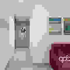 Śródziemnomorskie ściany i podłogi od giovanni gugliotta architetto Śródziemnomorski