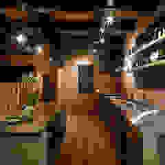 house-22 ラスティックデザインの キッチン の dwarf ラスティック