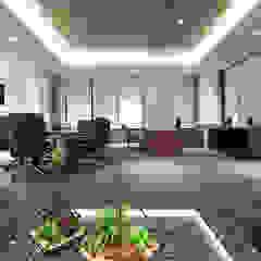 HK HEADQUARTER Kantor & Toko Modern Oleh INSADA DESIGN TEAM Modern