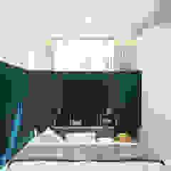 Scinn Kamar Tidur Modern Oleh Co+in Collaborative Lab Modern