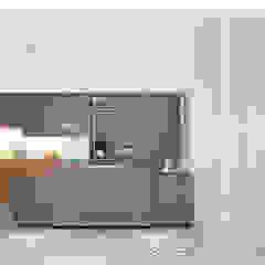 Scinn Dapur Modern Oleh Co+in Collaborative Lab Modern