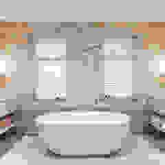Monumental Treasure Eclectische badkamers van Caren Pardovitch Eclectisch