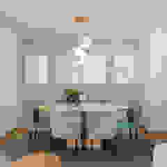 Formosa Bay Salas de jantar ecléticas por Victor Guerra.Design Eclético