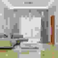 Family Living Room De Panache - Interior Architects Modern Living Room