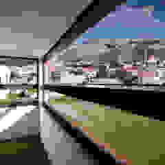 Residencia de Mayores El Parador de San Julián, en Cuenca Salones de eventos de estilo moderno de Alfaro Arquitecto 3A3 Moderno