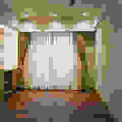 من 松泰室內裝修設計工程有限公司 بلدي خشب Wood effect