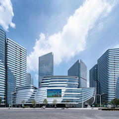 by Architecture by Aedas Classic Metal